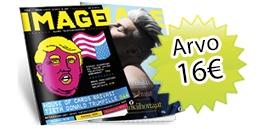 Image + lehden tilaajalahjaksi +2 kk lehdet kaupan päälle!