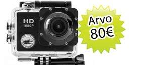 Tieteen kuvalehti + lehden tilaajalahjaksi PROX11 Full HD Action -kamera