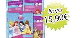 Prinsessa + lehden tilaajalahjaksi Prinsessakortit