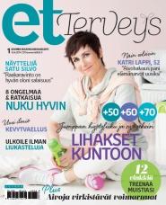 ET Terveys -lehti, tarjous, tilaus & tilaajalahja •