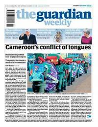 Guardian Weekly tarjous