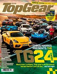 BBC Top Gear tarjous