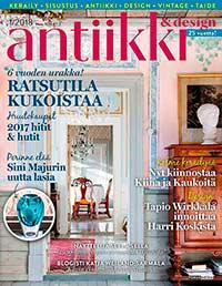 Glorian Antiikki & Design tarjous
