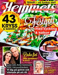 Hemmets Journal tarjous