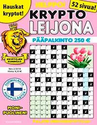 Krypto-Leijona tarjous