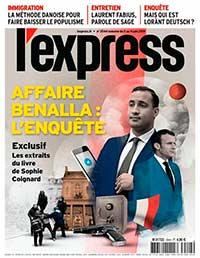 L Express tarjous