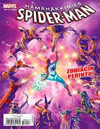 Spider Man tarjous