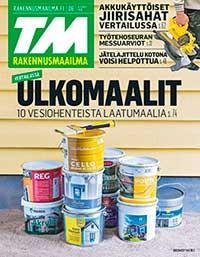 TM Rakennusmaailma tarjous
