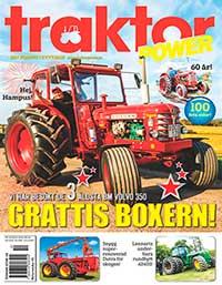 Traktor Power Ruotsi tarjous