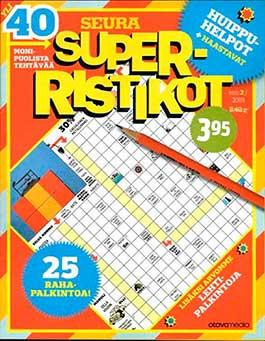 Seura SuperRistikot ja Sudokut