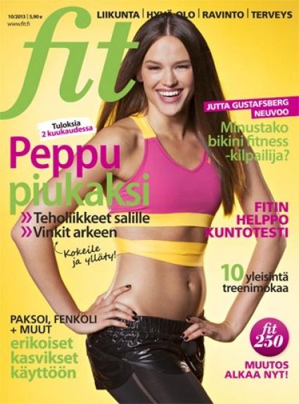 Fitness lehti naisille